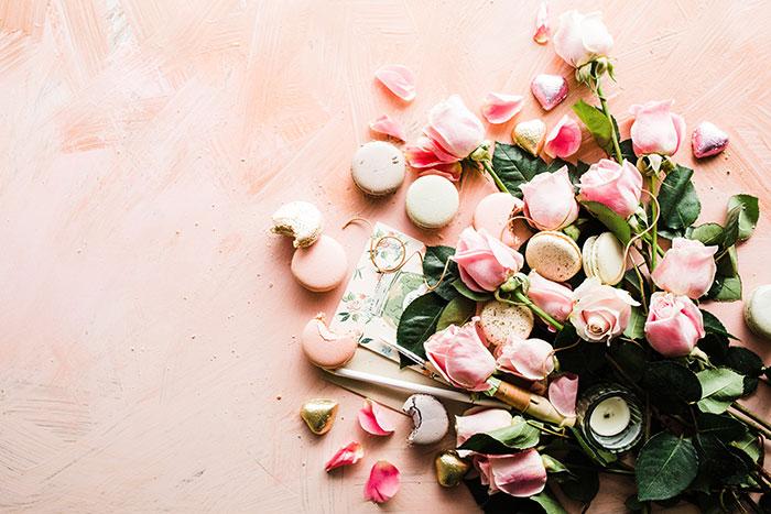 Aromas a flores primaverales