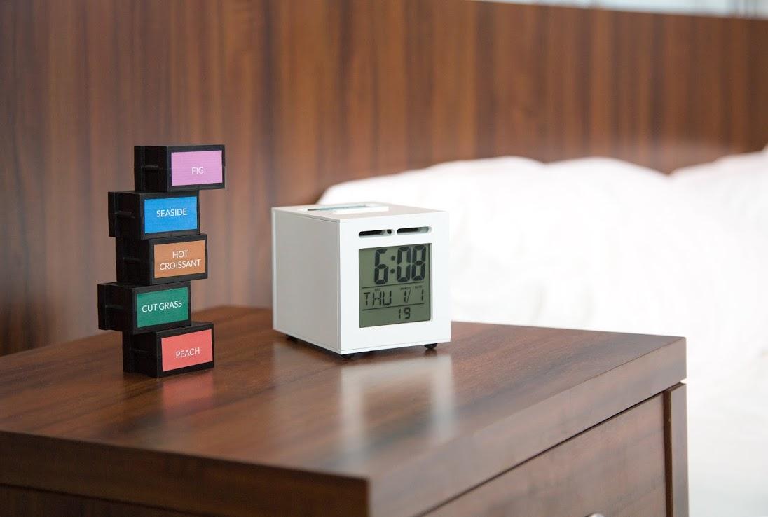 Sensorwake la alarma-despertador aromática