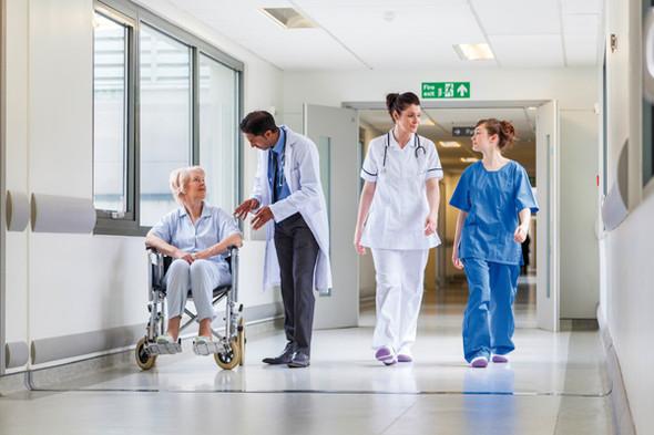 Aromatización para centros médicos